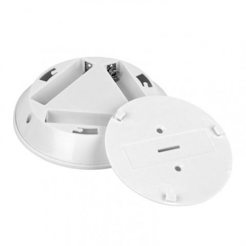 Светодиодный светильник-кнопка (комплект 3 шт.) с пультом, белый