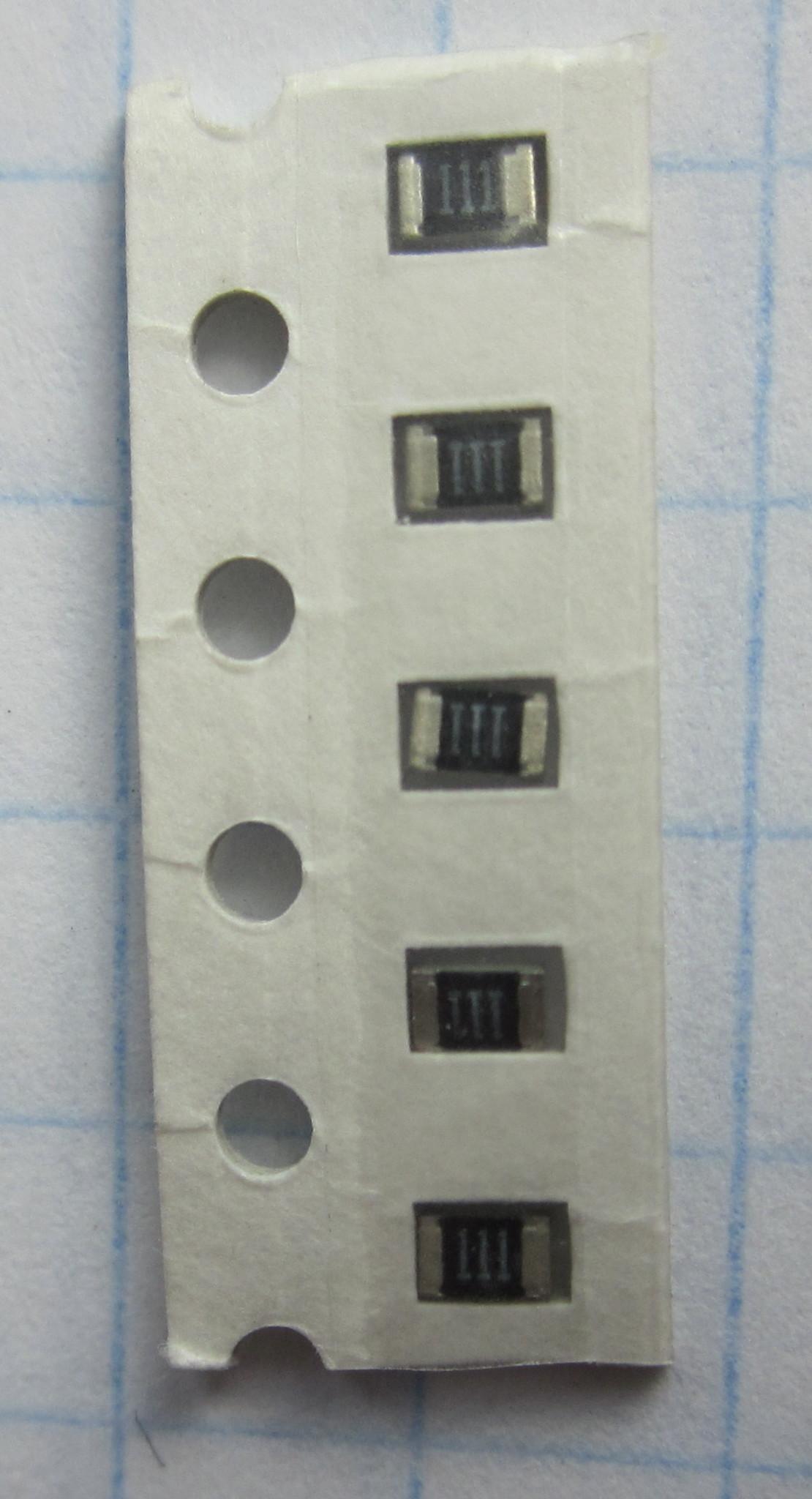 110 Ом чип 0805