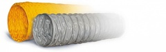 Воздуховод Tex PVC-F 300 d152мм (1м) из Полиэфирной ткани с пропиткой ПВХ