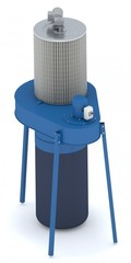 Рециркуляционный пылеулавливающий агрегат ПФЦ-1250КР
