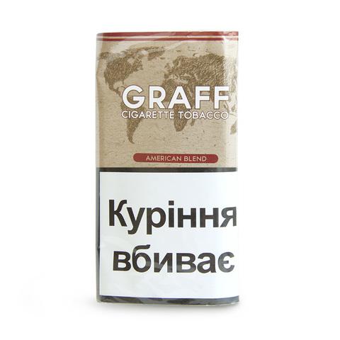 Табак для самокруток Graff American Blend