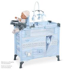 DeCuevas Игровой центр с аксессуарами для куклы