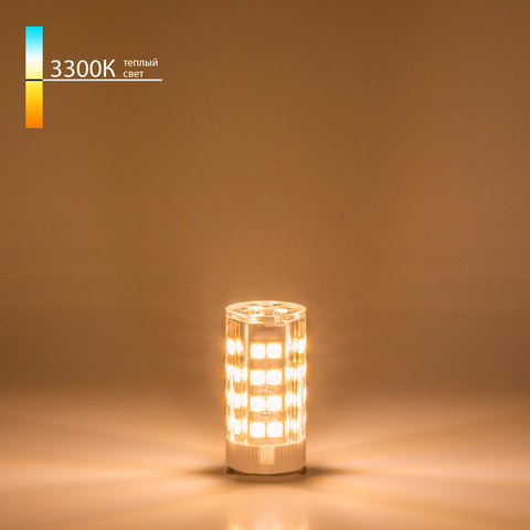 Светодиодная лампа JCD 5W 3300K G9 G9 LED 5W 220V 3300К