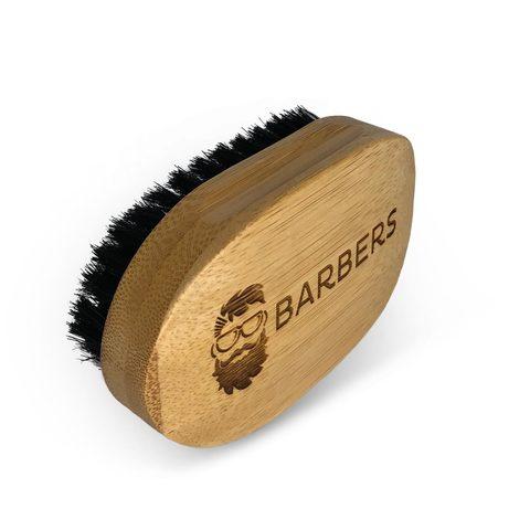Щётка для бороды Barbers Bristle Beard Brush (1)