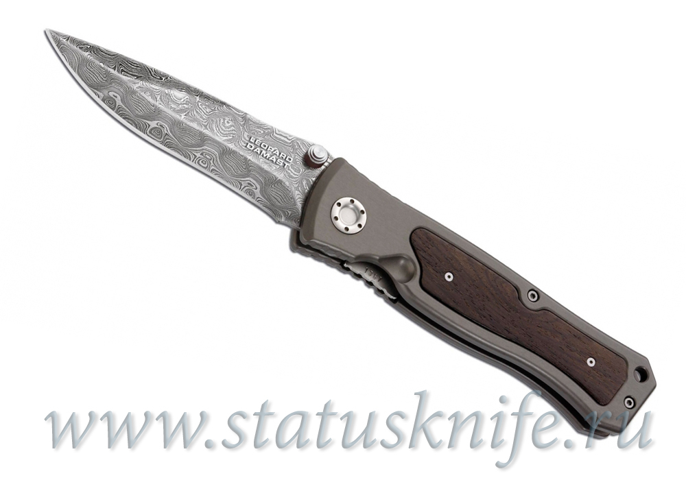 Нож Boker Leopard-Damast II 111054DAM - фотография