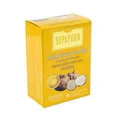 Мыло с экстрактом Пуэрарии и маслом Рисовых отрубей, Supaporn