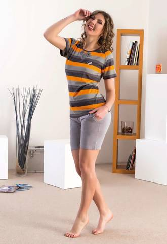 Комплект: футболка и шорты Renato Balestra