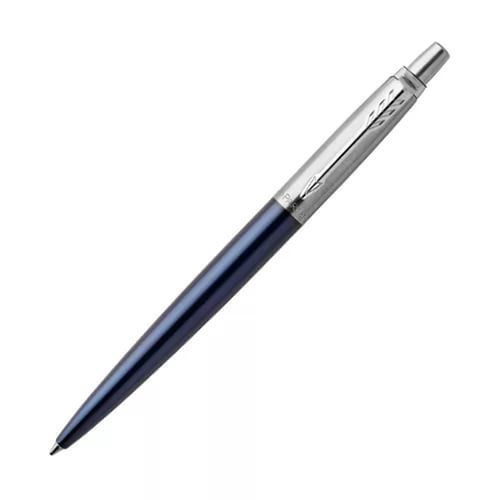 Parker Jotter Core - Royal Blue CT, шариковая ручка, M