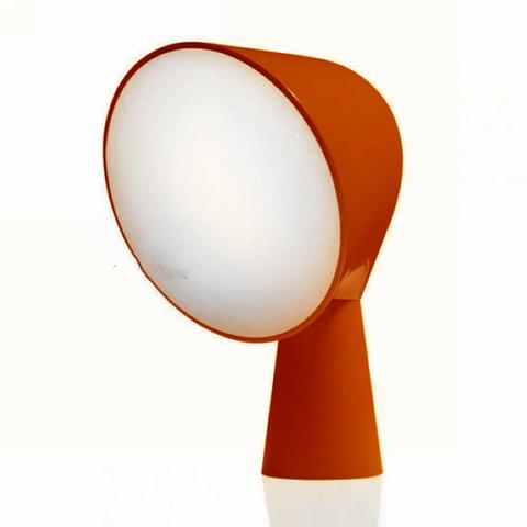 Настольный светильник копия Binic by Foscarini (оранжевый)
