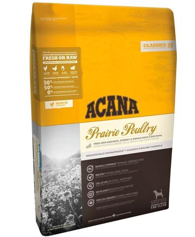 Acana Classics Prairie Poultry сухой корм для собак (цыпленок) 2 кг