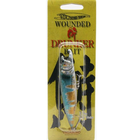 Воблер Vagabond Wounded Drunker Bait / Oikawa
