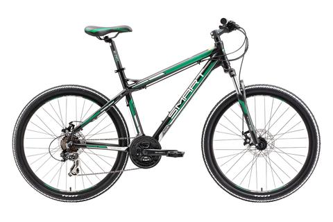 Smart Machine 80 (2016)черный с зеленым