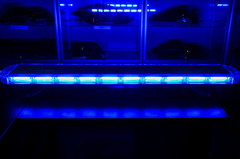 Спец.сигнал ДПС E207 (на крышу 1180мм)(blue+blue), шт