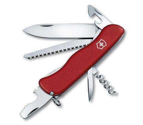 Складной нож Victorinox Forester 2017 Red (0.8363)