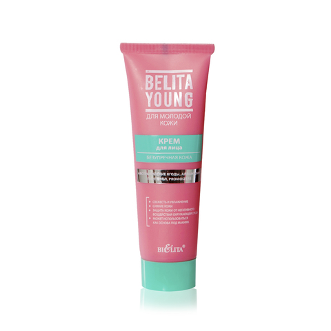 Белита Belita Young Крем для лица Безупречная кожа 50мл