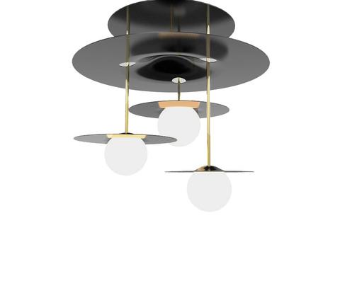 Потолочный светильник Jaillissement by GK Concept