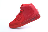 Кроссовки Женские Nike Air Yeezy 2 Red By Kanye West