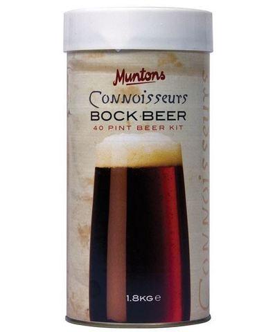 Солодовый экстракт Muntons Bock Beer 1,8 кг.