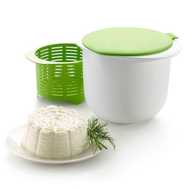 """Товары для кухни Творожница (форма для приготовления домашнего творога) """"Cheese Maker"""" cheese_make.jpg"""