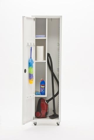 Шкаф медицинский МЕТ ЭССЕН 1МУ, с электронным замком - фото