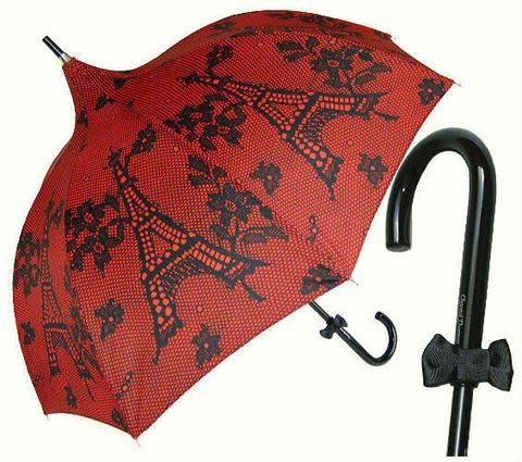 Зонт-трость Chantal Thomass 866-ro Paris je l'aime