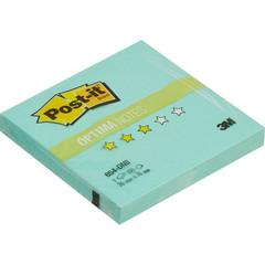 Стикеры Post-it Original Весна 76x76 мм неоновые бирюзовые (1 блок, 100 листов)