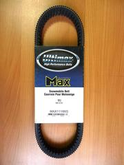 Ремень вариатора ULTIMAX MAX1118M3  1122 мм х 35 мм  YAMAHA  87X-17641-00
