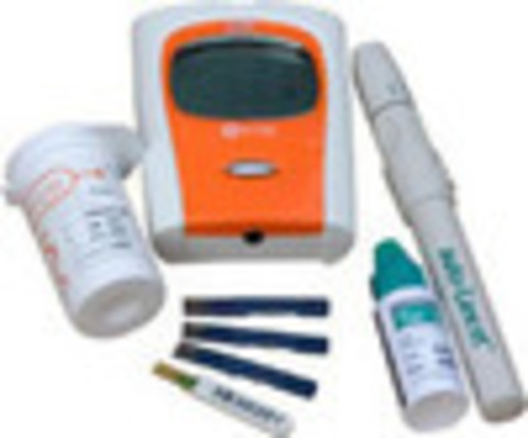 Глюкометр Клевер-чек 4209 и 250 тест-полосок клевер-чек универсальные
