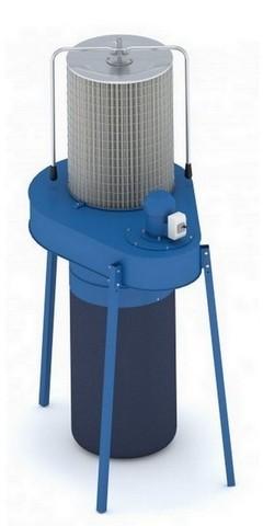 Рециркуляционный пылеулавливающий агрегат ПФЦ-2000К