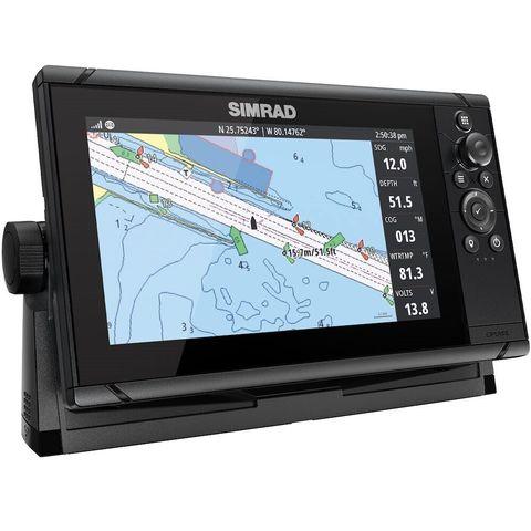 Эхолот SIMRAD Cruise-9 ROW Base chart 83/200 XDCR