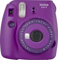 Fotoaparat - Fujifilm instax Mini 9 Camera  - Purple