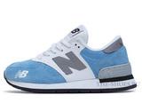 Кроссовки Женские New Balance 990 White Blue