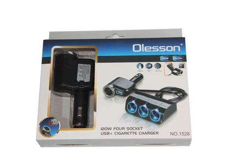 Разветвитель Olesson  с USB