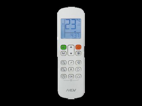 Фанкойл кассетный MDV MDKA-750R