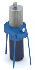 Рециркуляционный пылеулавливающий агрегат ПФЦ-2000КР