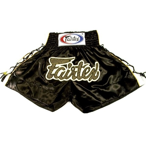 Шорты Fairtex Muaythai Shorts BS0601 Black