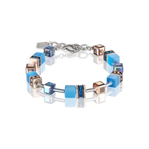 Браслет Coeur de Lion 4016/30-0700 цвет голубой