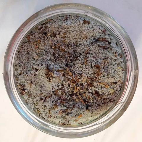 Ароматная соль Базилик