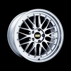Диск колесный BBS LM 9.5x19 5x112 ET32 CB82.0 brilliant silver/diamond cut