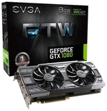 Видеокарта EVGA GeForce GTX 1080 08G-P4-6286-KR
