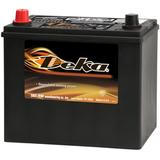 Аккумулятор автомобильный Deka 551MF  ( 12V 47Ah / 12В 47Ач ) - фотография