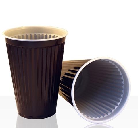 Пластиковый одноразовый стакан 180 мл