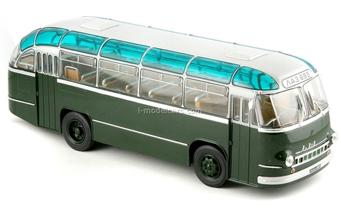 LAZ-695 Bus 1956 green Ultra Models 1:43