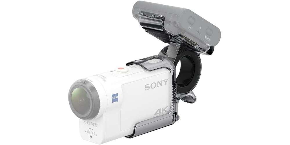 Упор для пальцев Sony (AKA-FGP1) вид спереди