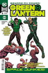 Green Lantern #8 (2019)