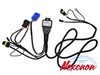 Провода для би-ксенона HB1 (9004)