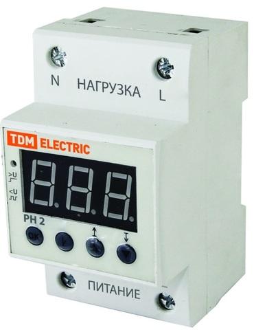 РН 2 40А-220В (LED-дисплей) TDM
