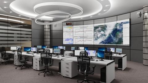 Оборудование ситуационных центров