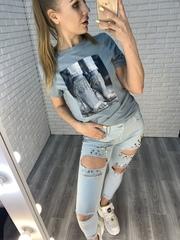 летние брюки-джинсы недорого