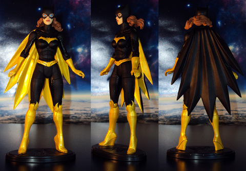 DC Comics Designer Series 03 By Greg Capullo — Batgirl